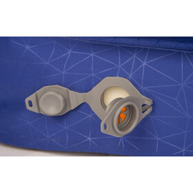 Sea to Summit Comfort Deluxe S.I. Mat Regular Wide blue